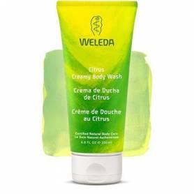 CREMA DE DUCHA CITRUS 200ml WELEDA Cosmética e higiene natural 6,95€