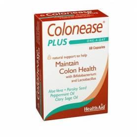 COLONEASE PLUS 60cap HEALTH AID Suplementos nutricionales 21,43€