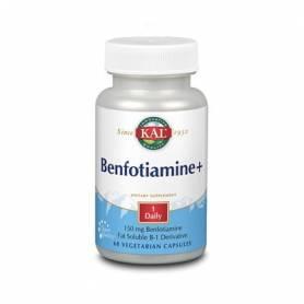 BENFIOTIAMINE PLUS 60cap KAL