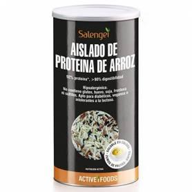 PROTEINA DE ARROZ 500g SALENGEI Suplementos nutricionales 24,20€