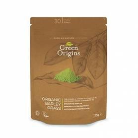 CEBADA POLVO BIO 125g GREEN ORIGINS Suplementos nutricionales 7,73€