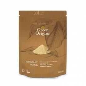 MACA POLVO BIO 150g GREEN ORIGINS Suplementos nutricionales 10,21€