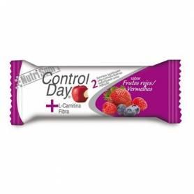 CONTROL DAY BAR. FRUTOS ROJOS 24ud NUTRI SPORT
