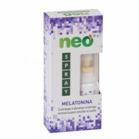 MELATONINA SPRAY 25ml NEO Suplementos nutricionales 6,48 €