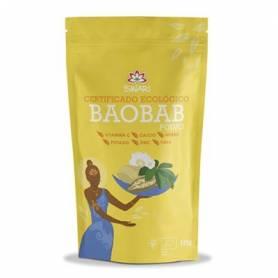 BAOBAB POLVO BIO 125g ISWARI Suplementos nutricionales 6,76€
