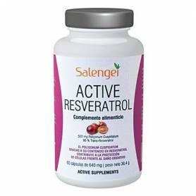 ACTIVE RESVERATROL 60cap SALENGEI Suplementos nutricionales 69,90€