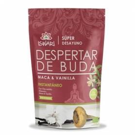 DESPERTAR DE BUDA MACA VAINILLA 360g ISWARI Suplementos nutricionales 8,88€