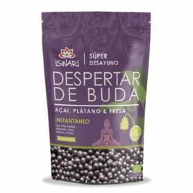 DESPERTAR DE BUDA ACAI PLATANO Y FRESA 360g ISWARI Suplementos nutricionales 8,88€