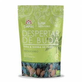 DESPERTAR DE BUDA PIÑA Y HIERBA DE TRIGO 360g ISWARI Suplementos nutricionales 8,88€
