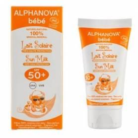 ALPHANOVA SUN PROTECTOR SOLAR BEBE SPF50+ 50ml ALPHANOVA Protección Solar 13,65€