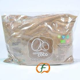 AZUCAR DE COCO SUPERFOOD 1kg ENERGY FRUITS Suplementos nutricionales 12,16 €