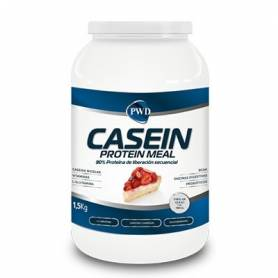 CASEIN PROTEIN MEAL TARTA QUESO FRESA 1,5kg PWD Nutrición Deportiva 48,94 €