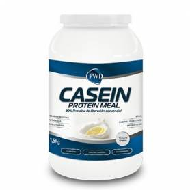 CASEIN PROTEIN MEAL YOGUR LIMO 1,5kg PWD Nutrición Deportiva 48,94 €