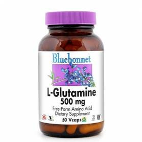 GLUTAMINA 500MG 50cap BLUEBONNET L Glutamina 16,02 €