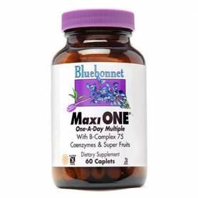 MAXI ONE CON HIERRO 30comp BLUEBONNET Suplementos nutricionales 19,24€