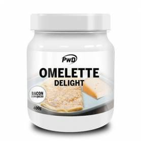 OMELETTE DELIGHT BACON QUESO 400g PWD