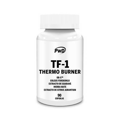 THERMO BURNER TF-1 90cap PWD Nutrición Deportiva 32,30€