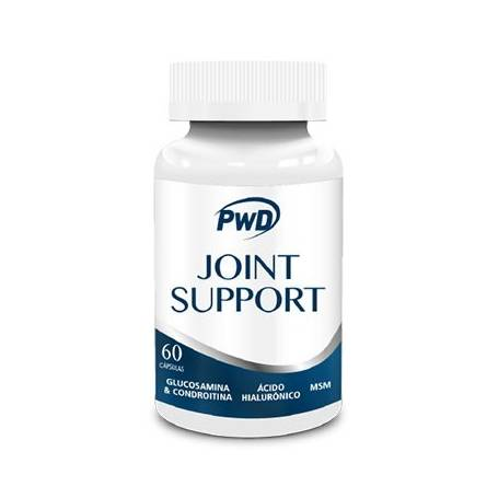 JOINT SUPPORT 60cap PWD Suplementos nutricionales 14,87€