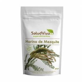 HARINA DE MEZQUITE ECO 250g SALUD VIVA Suplementos nutricionales 6,38€