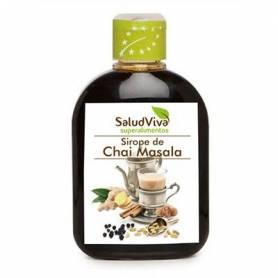 SIROPE DE CHAI MASALA 370g SALUD VIVA Suplementos nutricionales 7,12€
