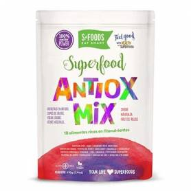 ANTIOX MIX 210g SFOODS EAT SMART Suplementos nutricionales 22,98 €