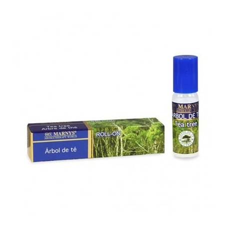 ACEITE DE ARBOL DE TE ROLL-ON 10ml MARNYS Cosmética e higiene natural 6,70 €