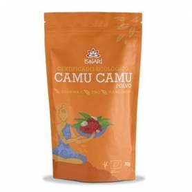 CAMU CAMU POLVO BIO 70g ISWARI Suplementos nutricionales 11,70€