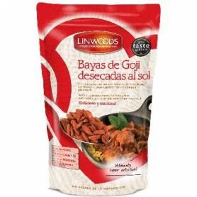 BAYAS DE GOJI DESECADAS SOL 250g LINWOODS Suplementos nutricionales 11,86€