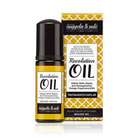ACEITE CAPILAR REVOLUTION MOUSSE OIL 50ml NUGGELA & SULÉ Cosmética e higiene natural 12,76 €