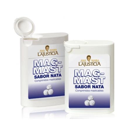 MAG-MAST sabor nata 36comp ANA MARIA LAJUSTICIA Suplementos nutricionales 7,08€
