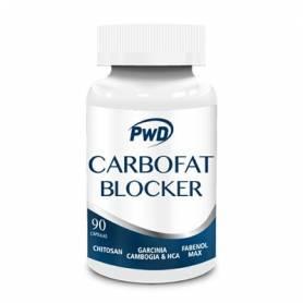 CARBOFAT BLOCKER 90cap PWD Nutrición Deportiva 14,36€