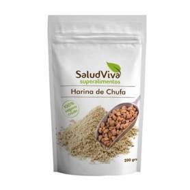 HARINA DE CHUFA ECO 200g SALUD VIVA Suplementos nutricionales 3,29€
