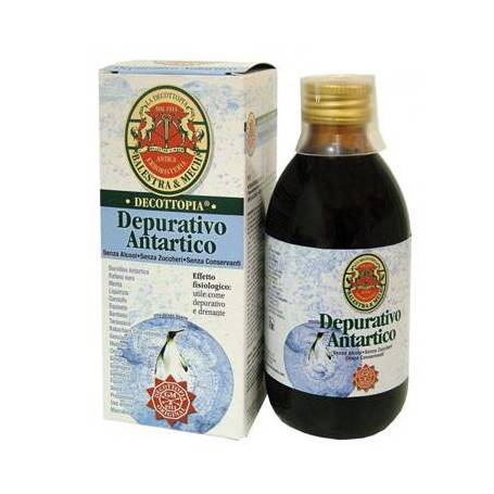 DEPURATIVO ANTARTICO JARABE 500ml BALESTRA & MECH Plantas Medicinales 26,95€