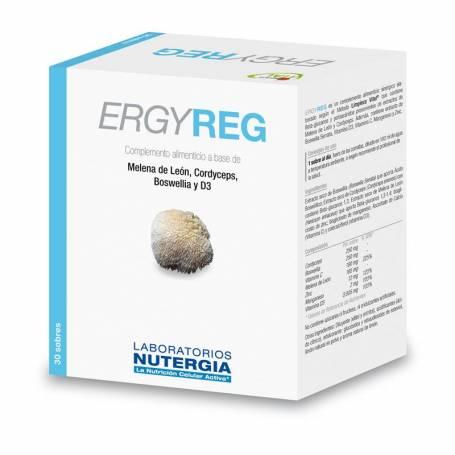 ERGYREG CAJA 30sob NUTERGIA Plantas Medicinales 44,63€