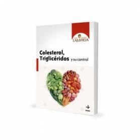 COLESTEROL TRIGLICÉRIDOS Y SU CONTROL LIBRO ANA MARIA LAJUSTICIA Control del Colesterol 11,85€