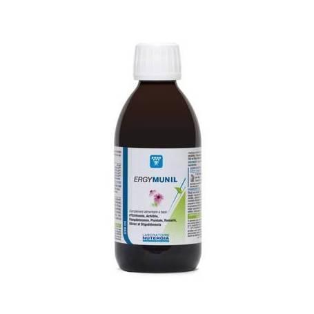 ERGYMUNIL JARABE 250ml NUTERGIA Suplementos nutricionales 15,48€