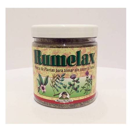RUMELAX Laxante masticable 140gr MAESE HERBARIO