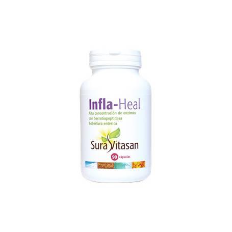 INFLA HEAL 90cap SURA VITASAN Suplementos nutricionales 33,66€