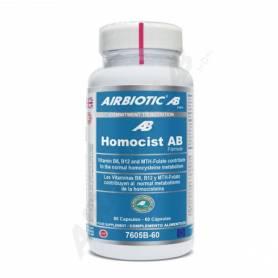 HOMOCIST AB FORMULA 60cap AIRBIOTIC Multivitaminas Y Multrinutrientes 26,70€