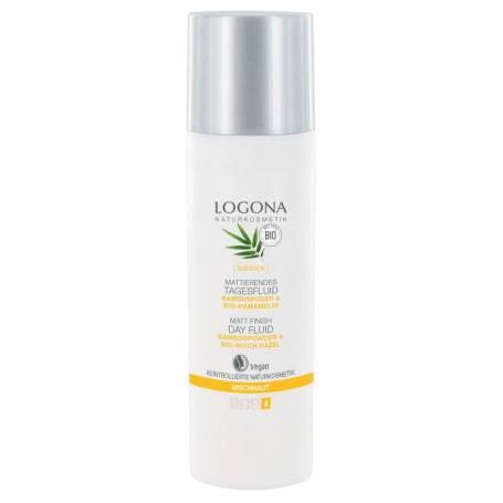 Fluido matificante de día 30ml LOGONA Cosmética e higiene natural 13,31€
