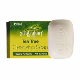 Jabón té tree desinfectante 90g OPTIMA Cosmética e higiene natural 3,99 €