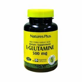 L-glutamina 500MG 60cap NATURE'S PLUS L Glutamina 19,90€