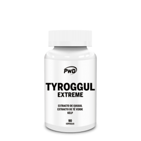 Tyroggul extreme 90cap PWD Nutrición Deportiva 28,90€