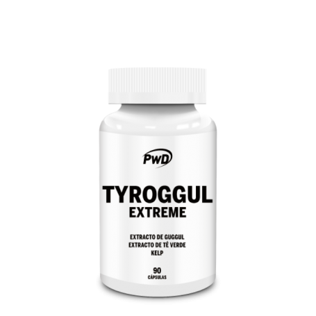 Tyroggul extreme 90cap PWD Nutrición Deportiva 28,90 €