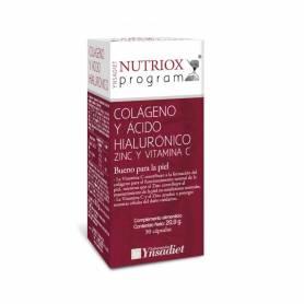 Colágeno y ácido hialurónico 30cap YNSADIET Suplementos nutricionales 13,25€