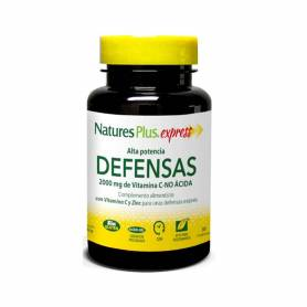 Express defensas 30comp NATURE'S PLUS Altas2019 12,55 €