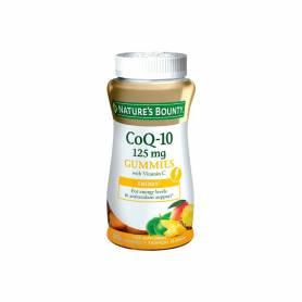 Coenzima Q10 gummies 60 gummies. NATURE'S BOUNTY Suplementos nutricionales 24,26€