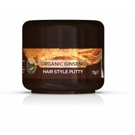 Cera para el cabello de Ginseng orgánico 75ml.