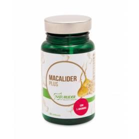 Macalíder plus 60 cápsulas vegetales