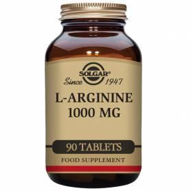 L-Arginina 1000 mg. 90 comprimidos